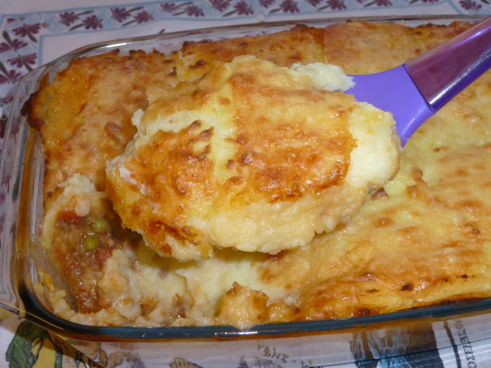 Christiana's Cottage Pie!