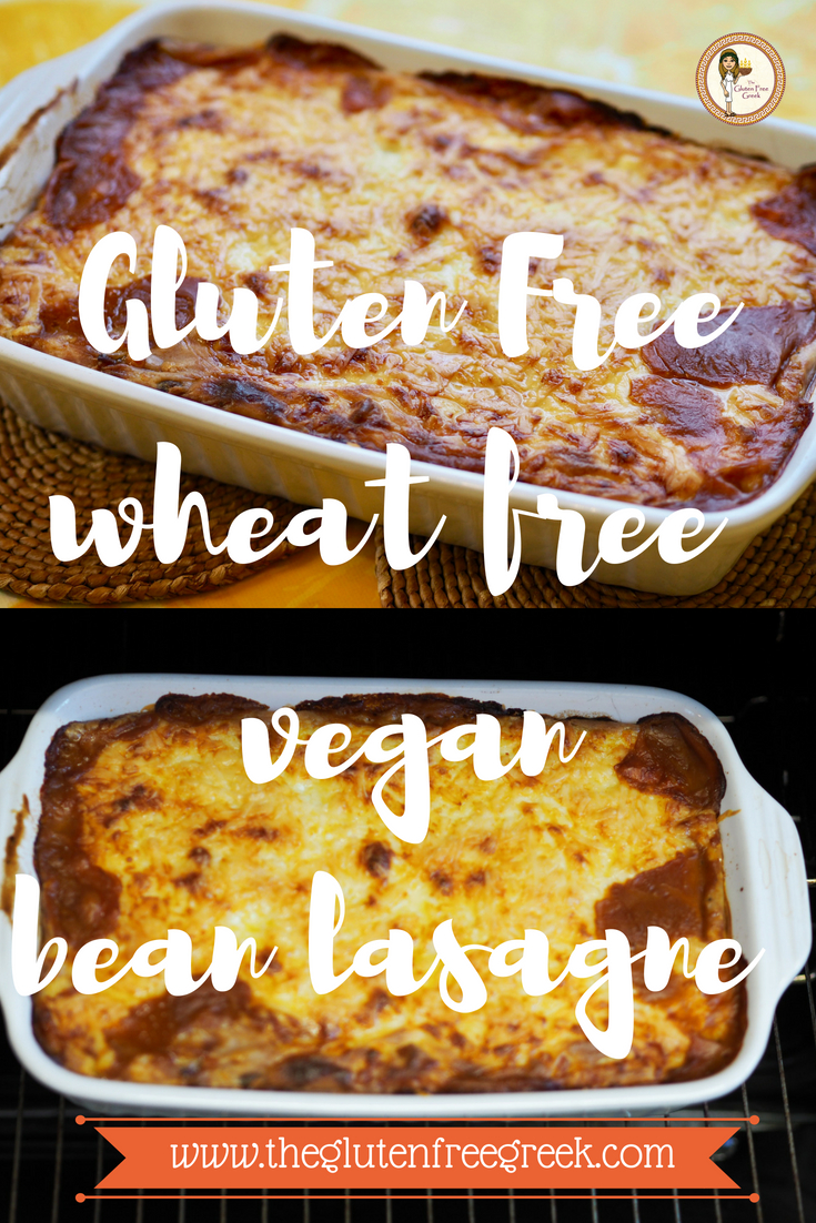 bean lasagne