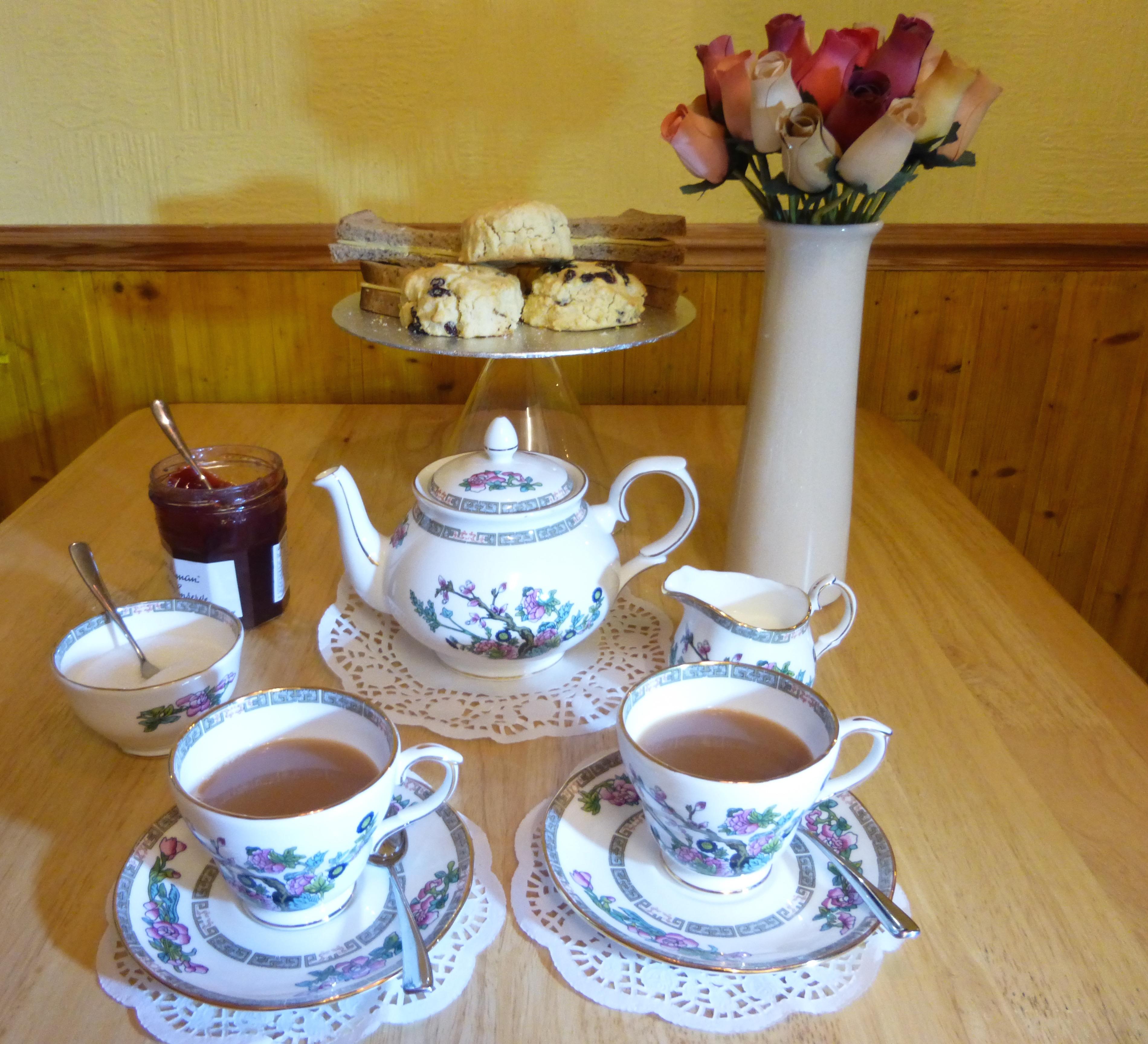 gluten free greek mothers day afternoon tea