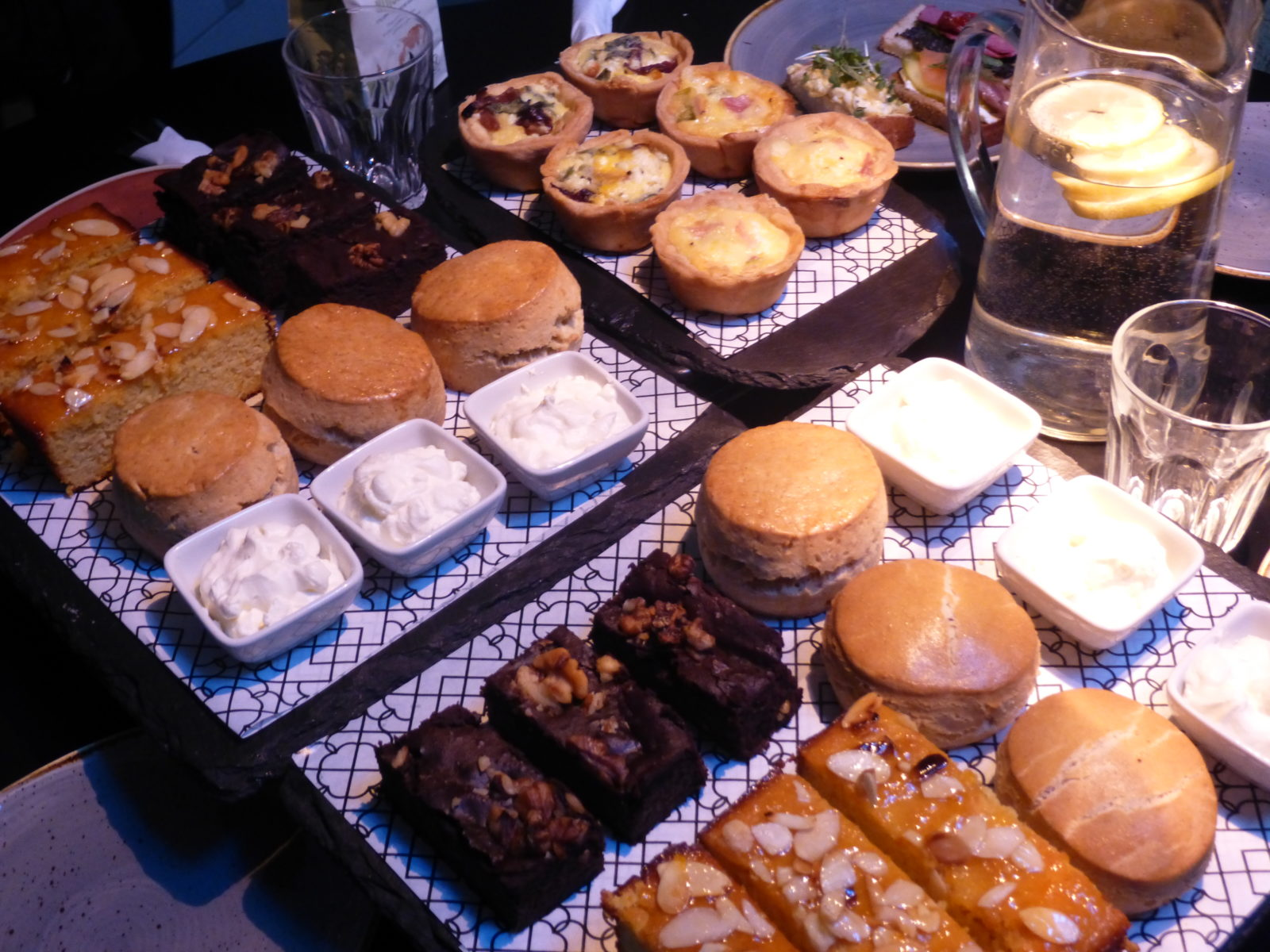 Afternoon Tea at Beyond Bread Bakery London