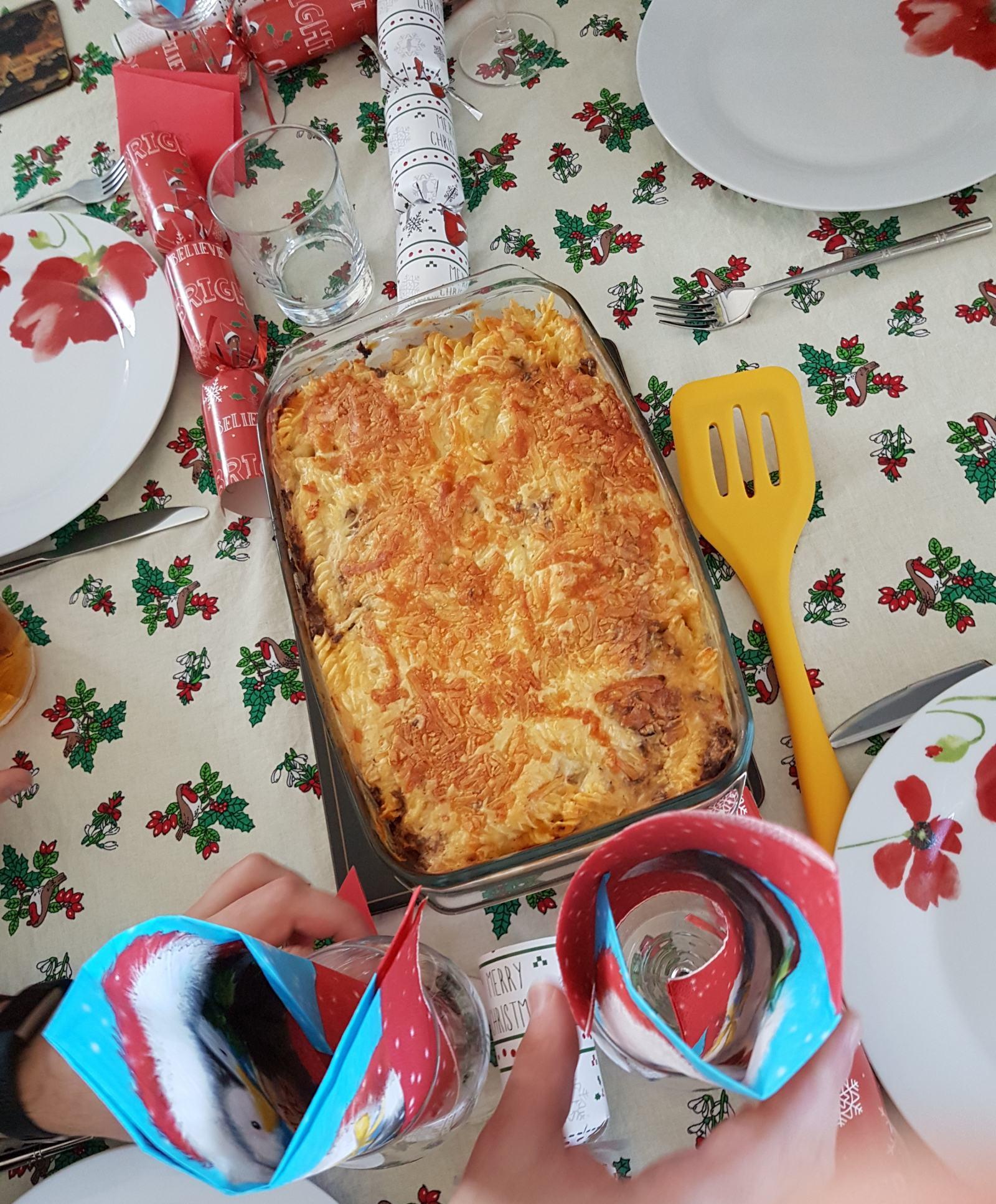 gluten free pastitsio