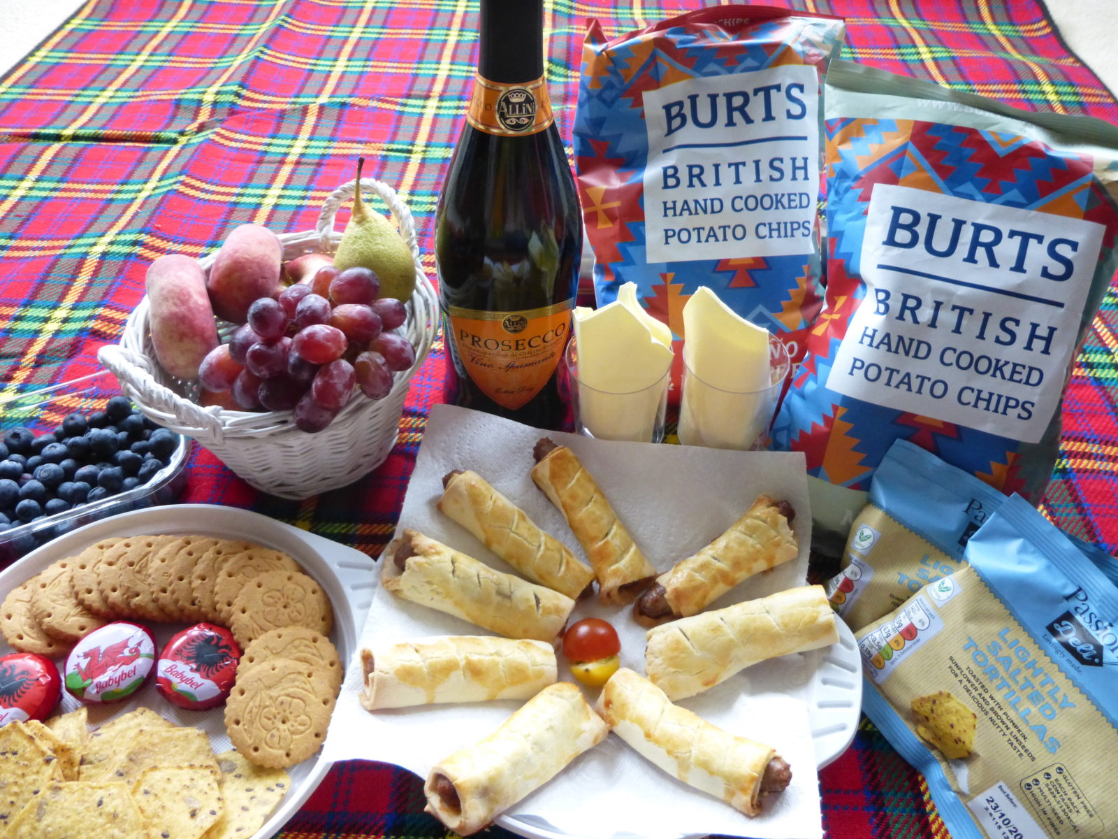 Gluten Free Picnic for two!