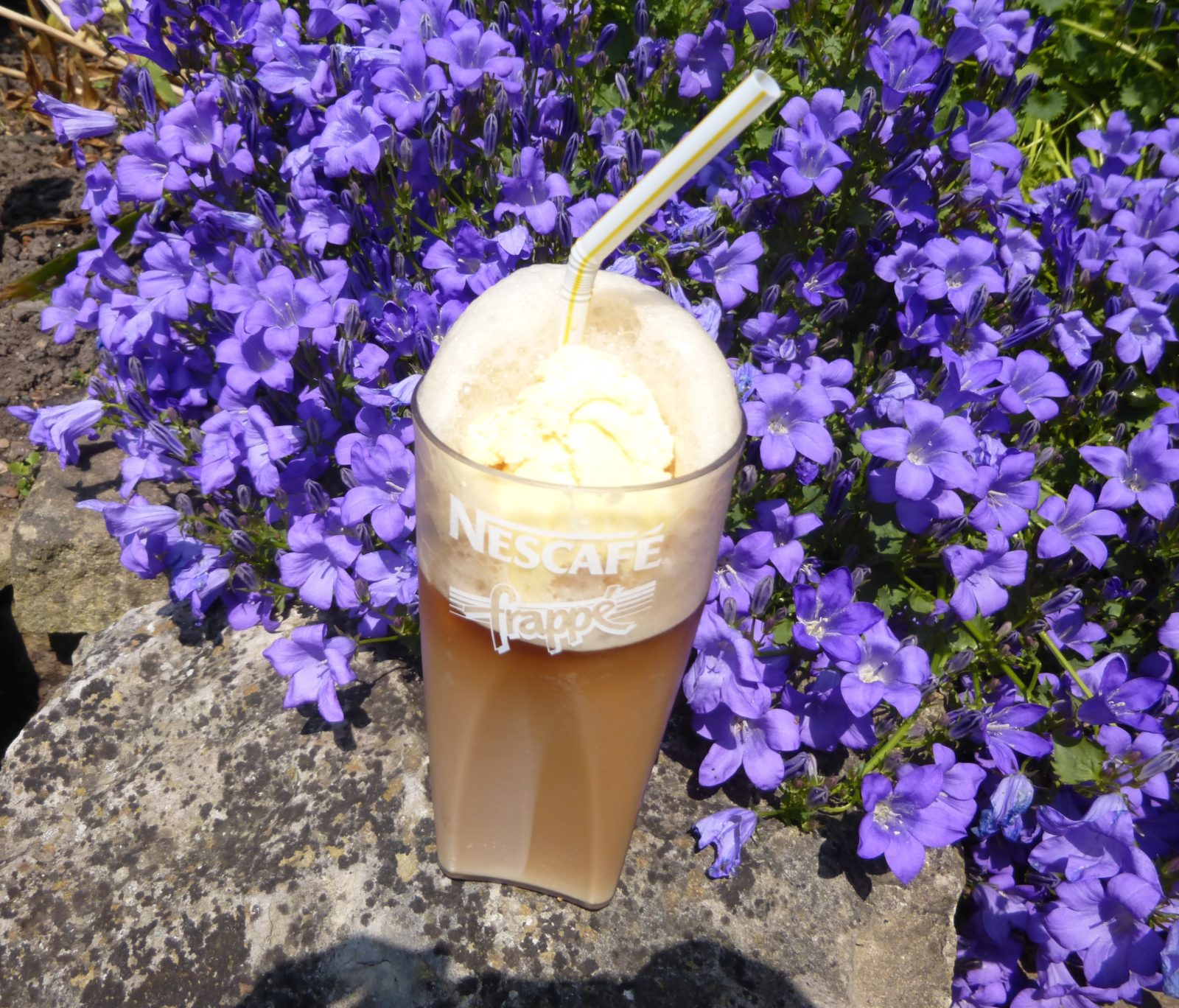 How to make a Greek frappe!