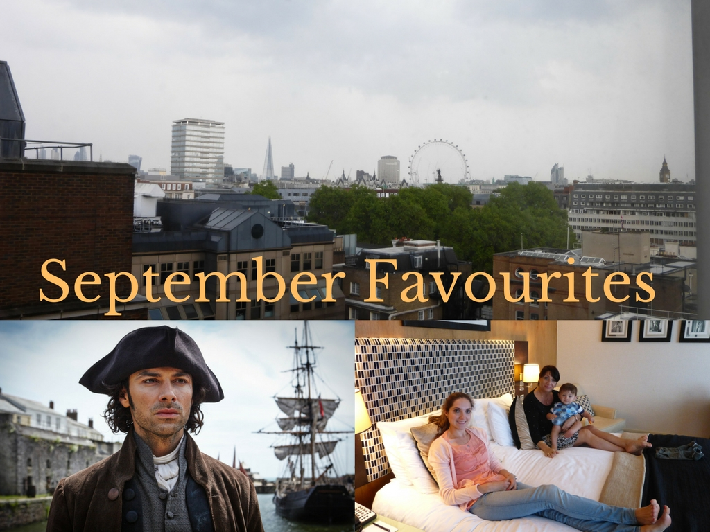 My September Favourites