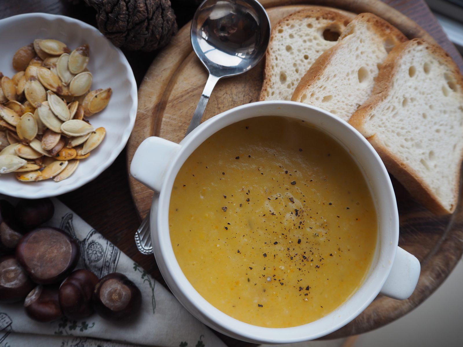 Cosy Pumpkin Soup