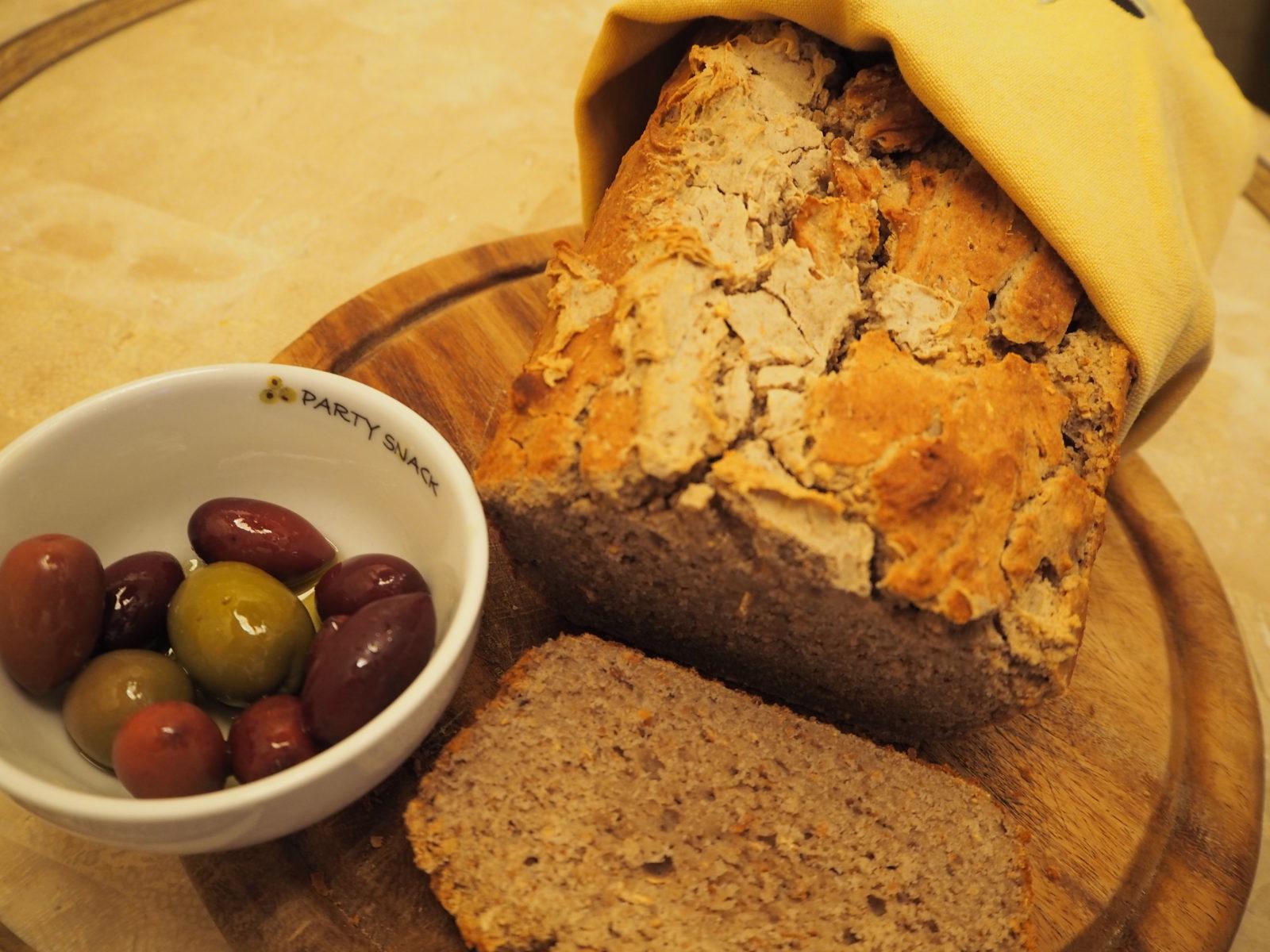 buckwheat bread 1