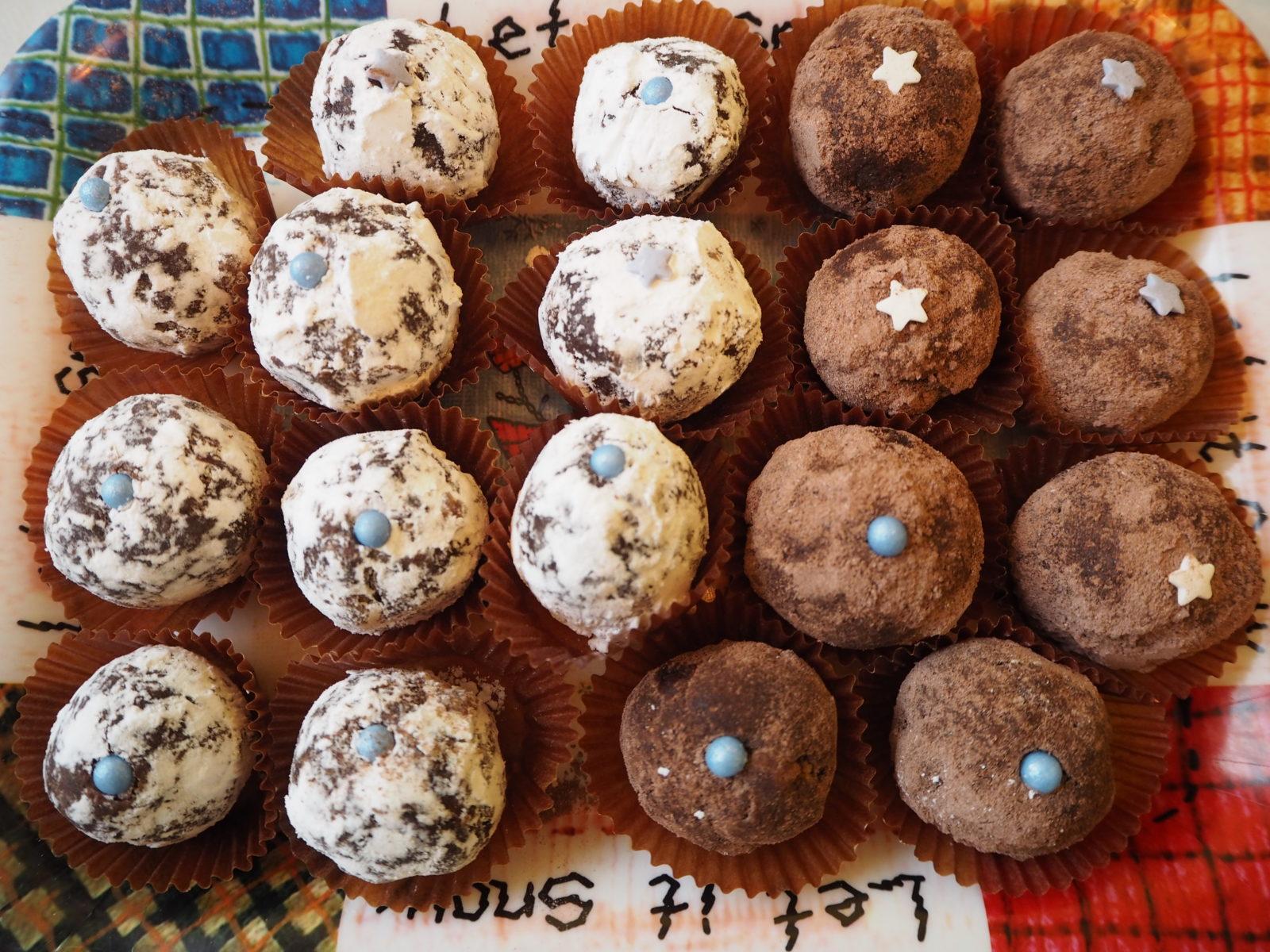 Festive Truffles Troufakia!