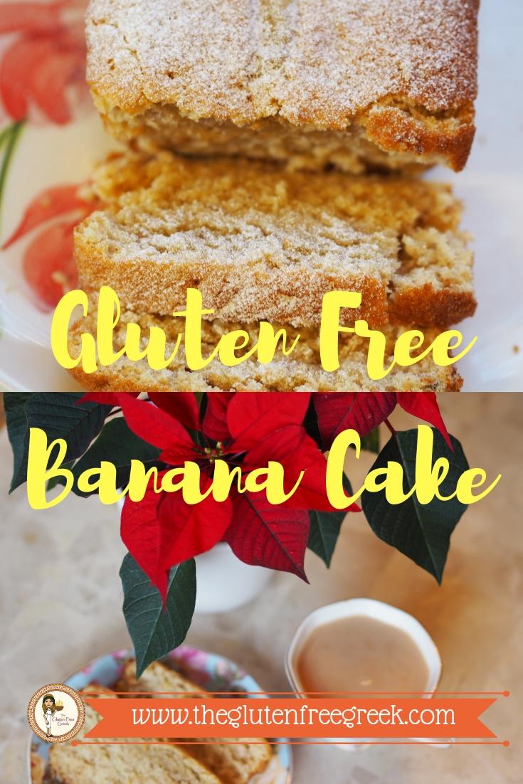 banana cake pinterest