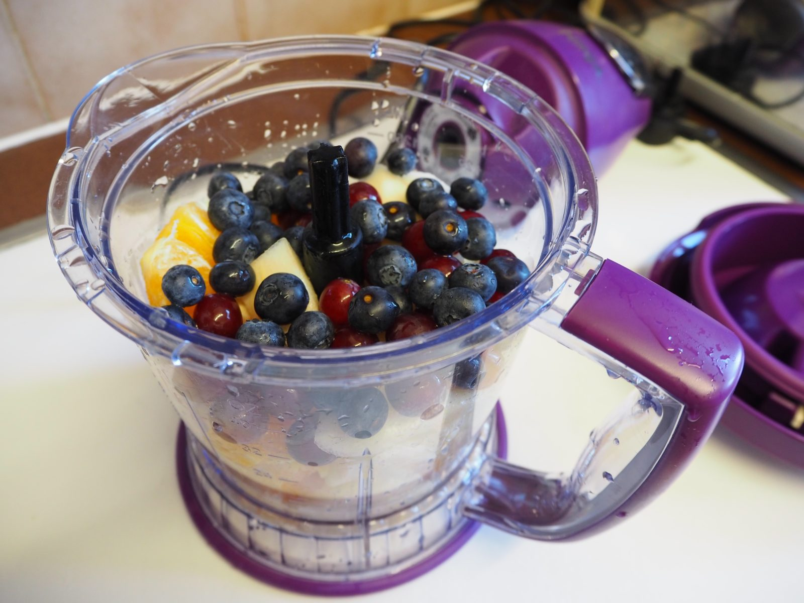 The Fruity Detox Smoothie