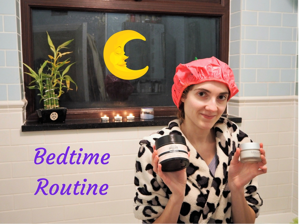 My relaxing evening routine
