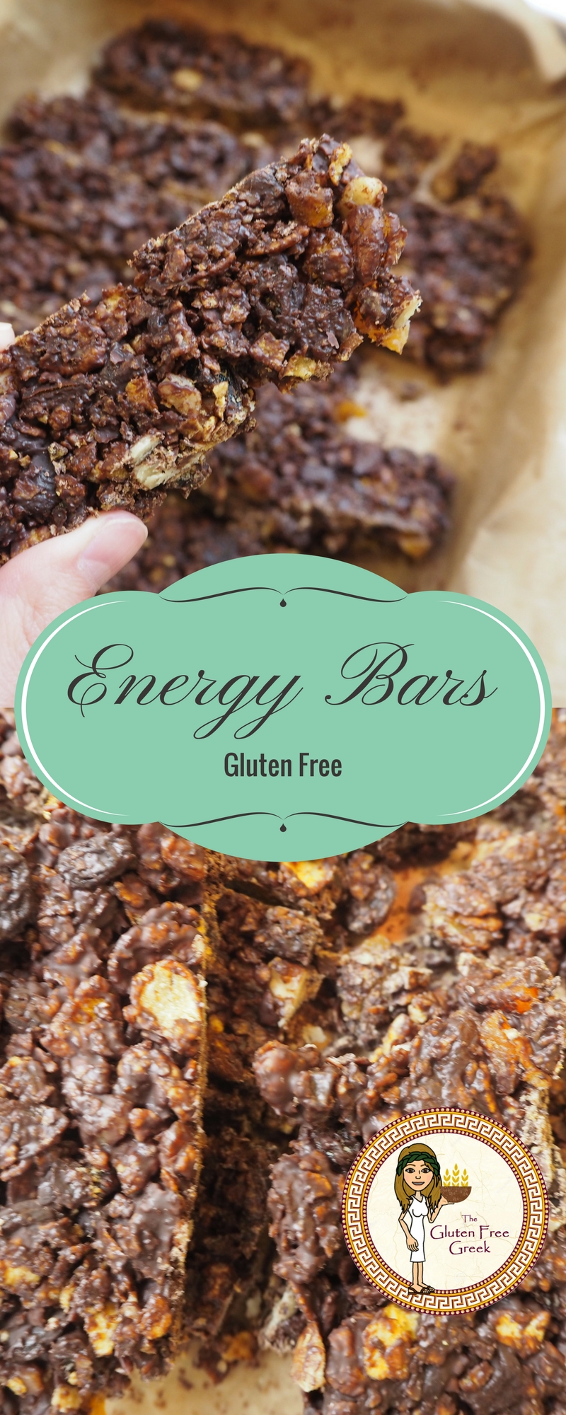 energy bars pinterest