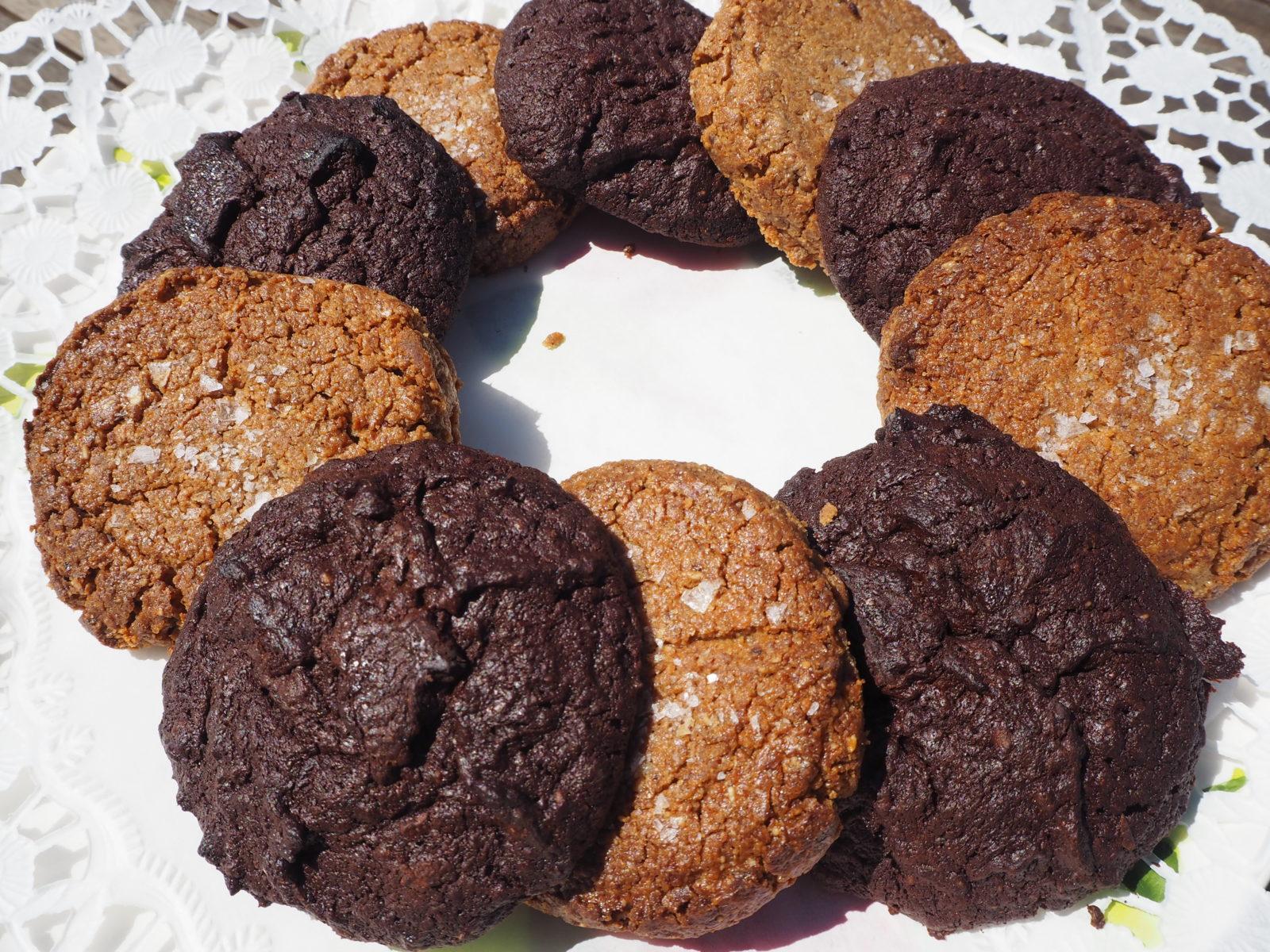 Sourdough Mess Cookies