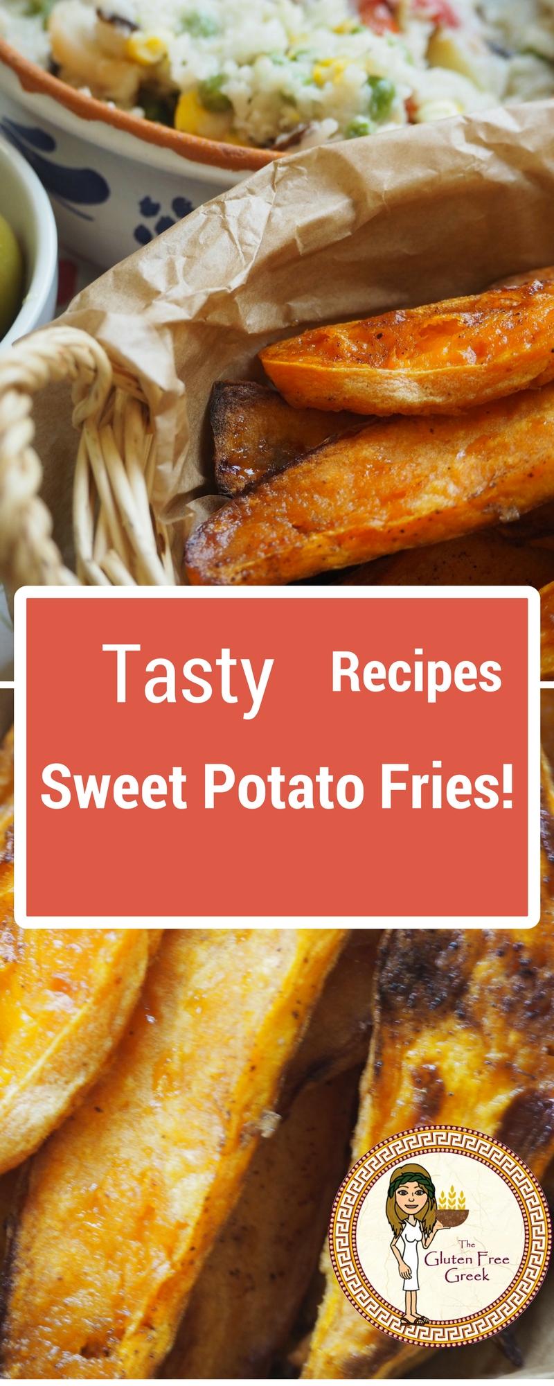 sweet potato fries pinterest