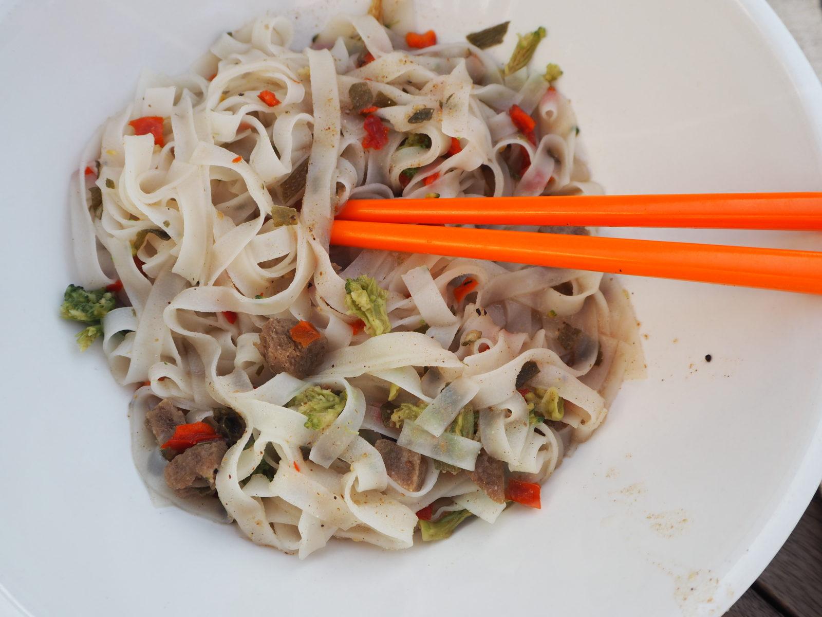 Mr Lees Noodles Hong Kong Street Beef