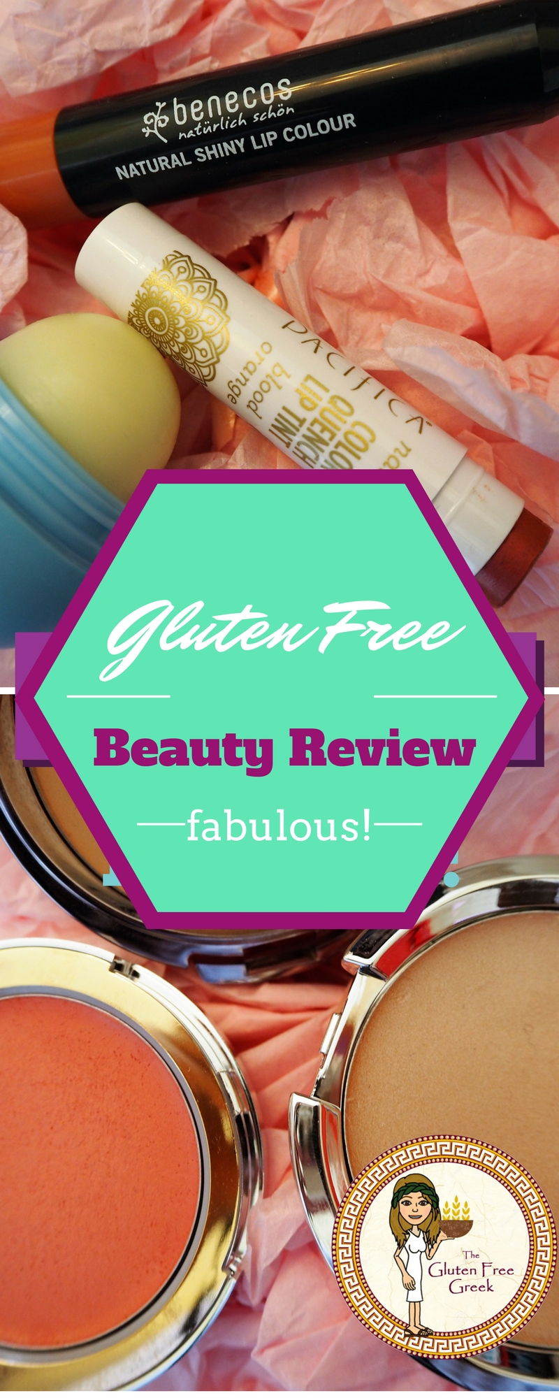 gluten free beauty pinterest