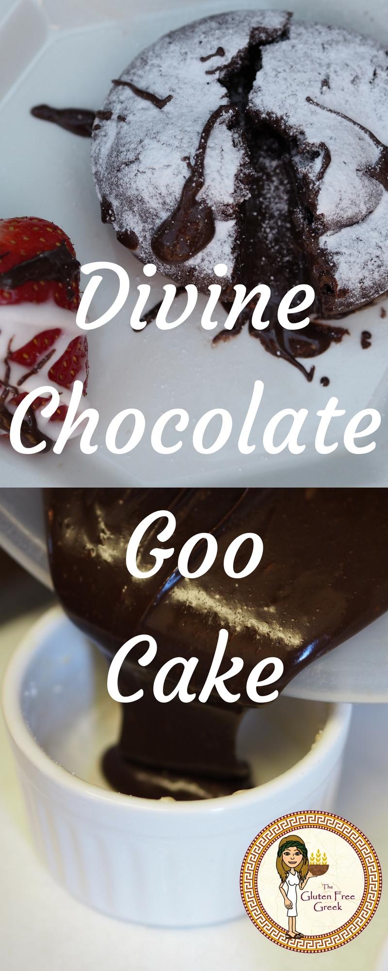 Chocolate Goo Cake Pinterest