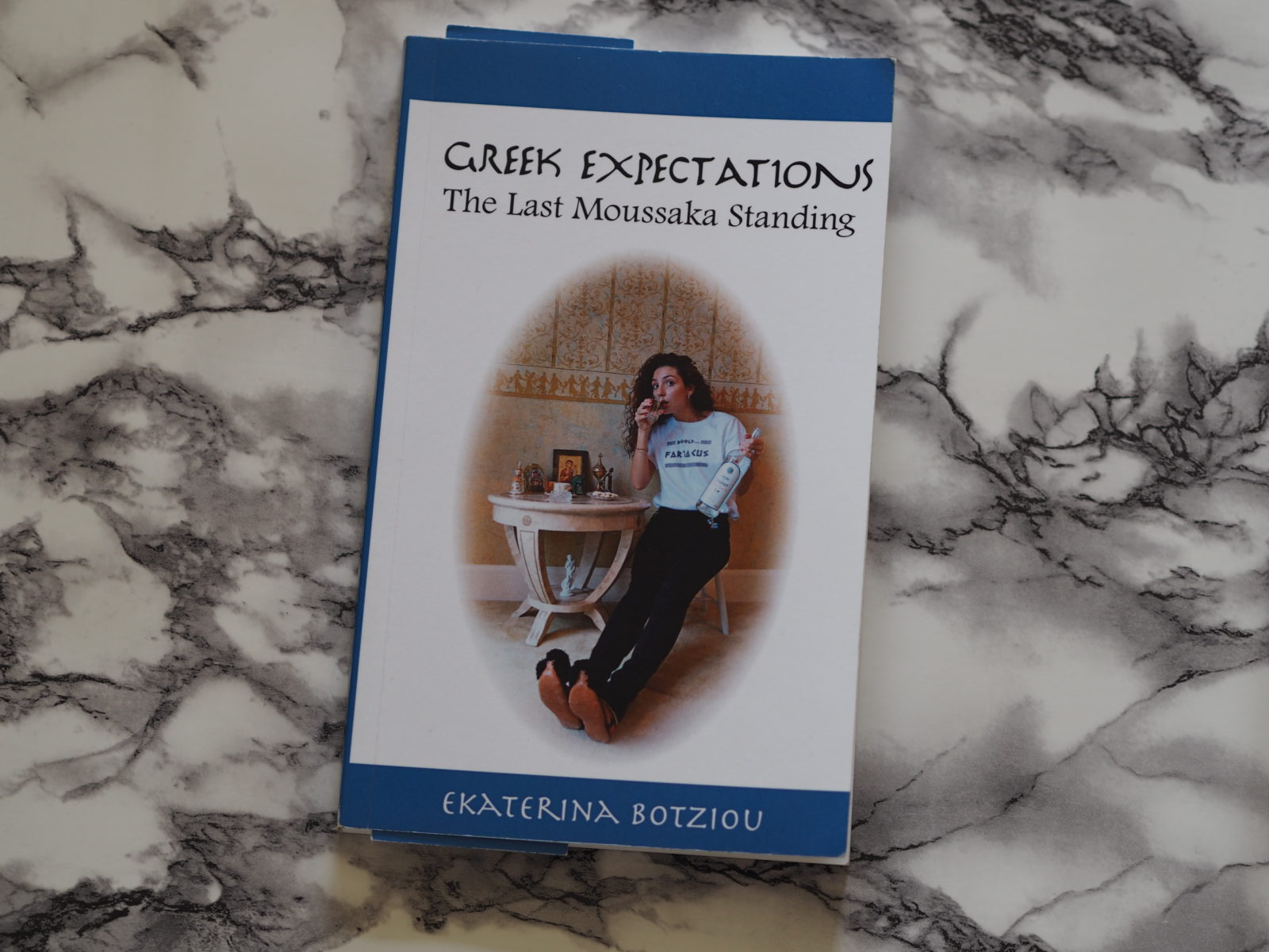 greek expectations book