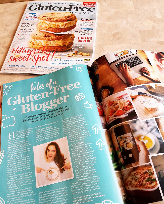 Gluten Free Heaven magazine 2017