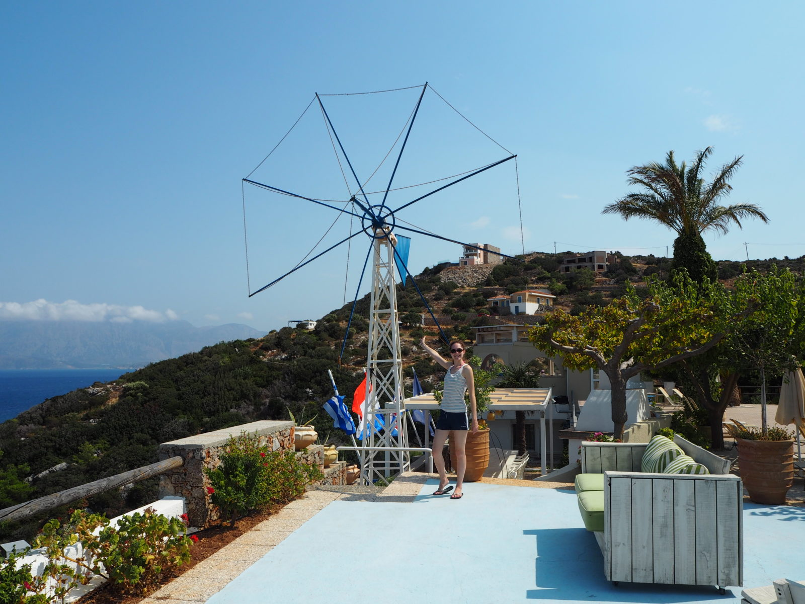panorama villas windmill
