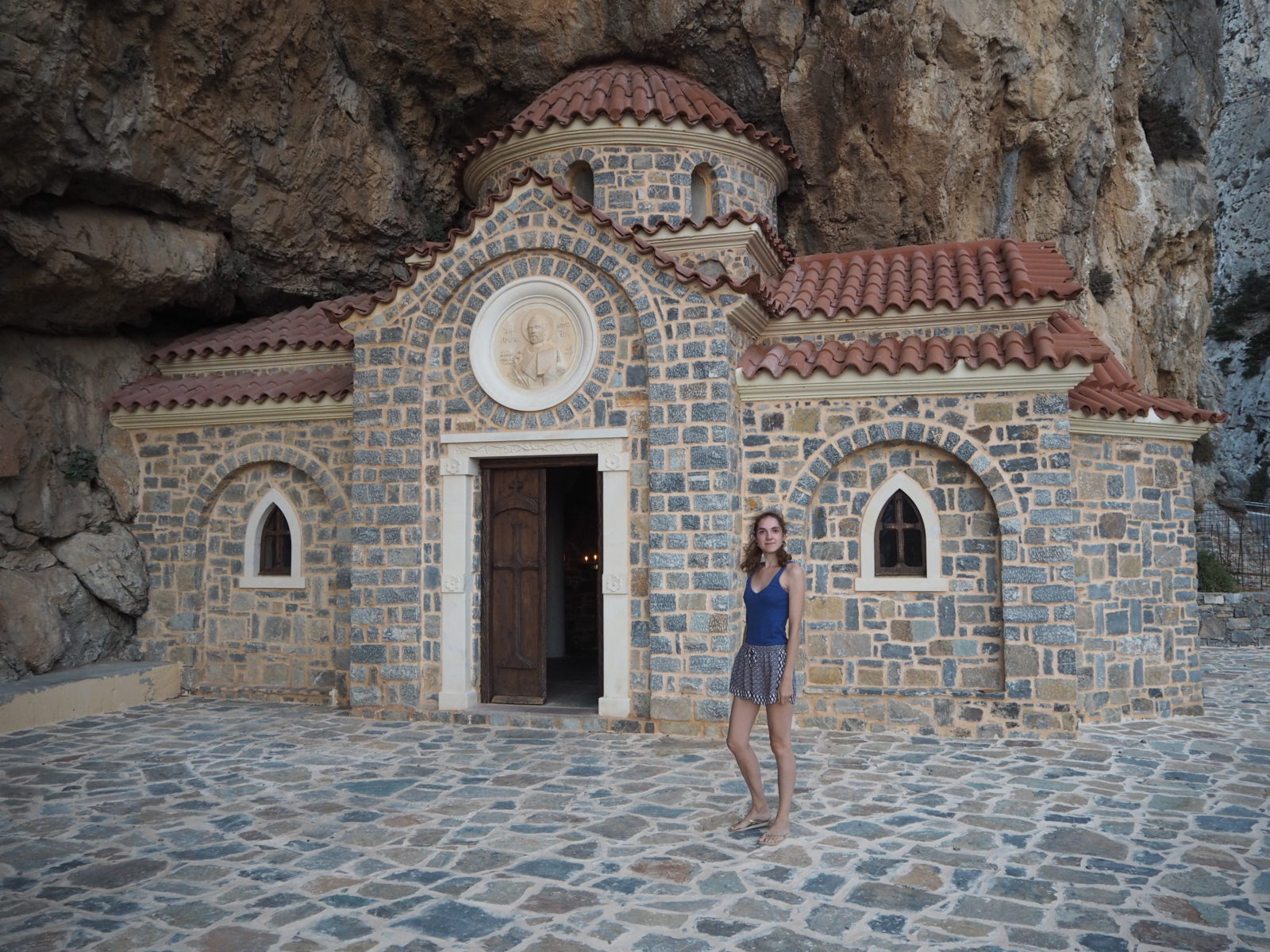 Kotsifos gorge church