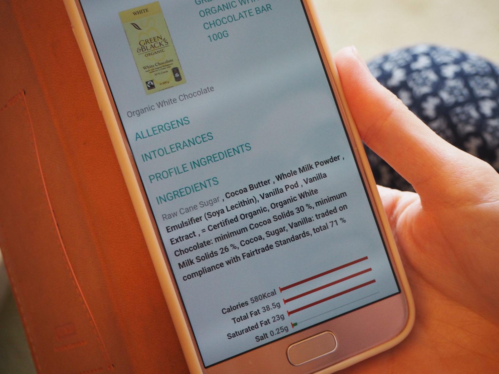 food advisr app