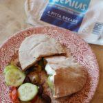 greek style pitta gluten free