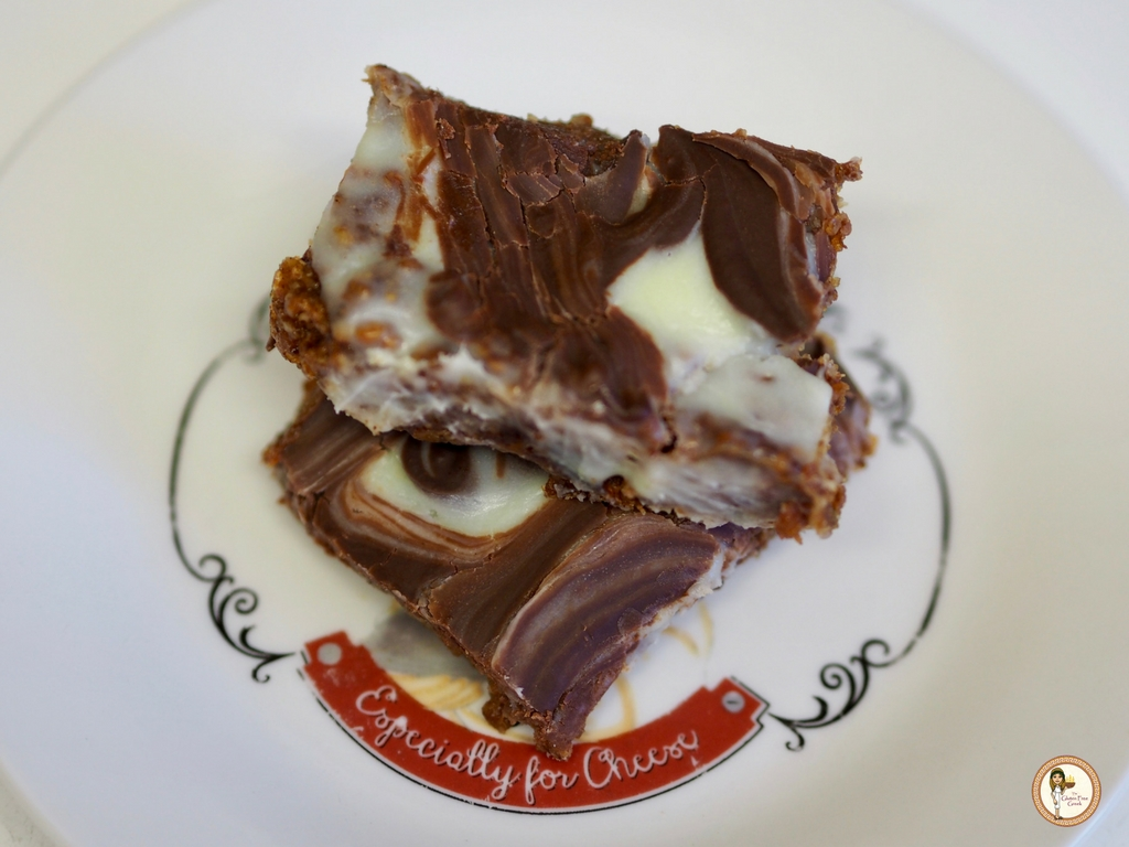 Delicious Chocolate Fruit and Nut Bars