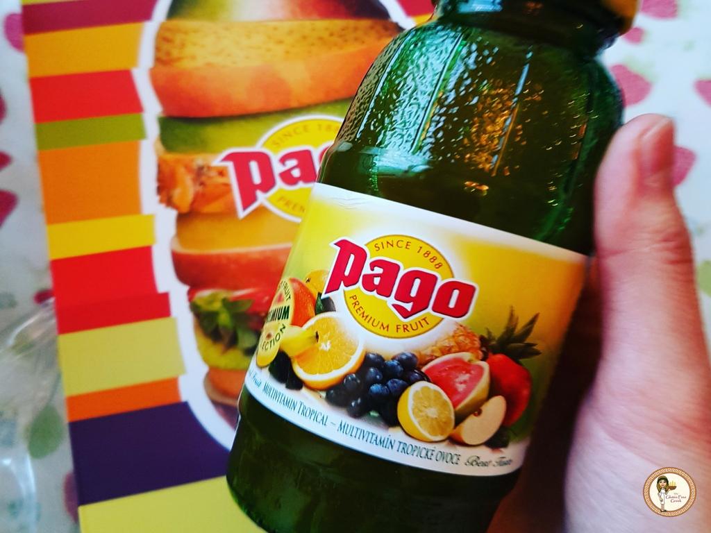 Fizzy pop Featuring Pago Fruit Juice
