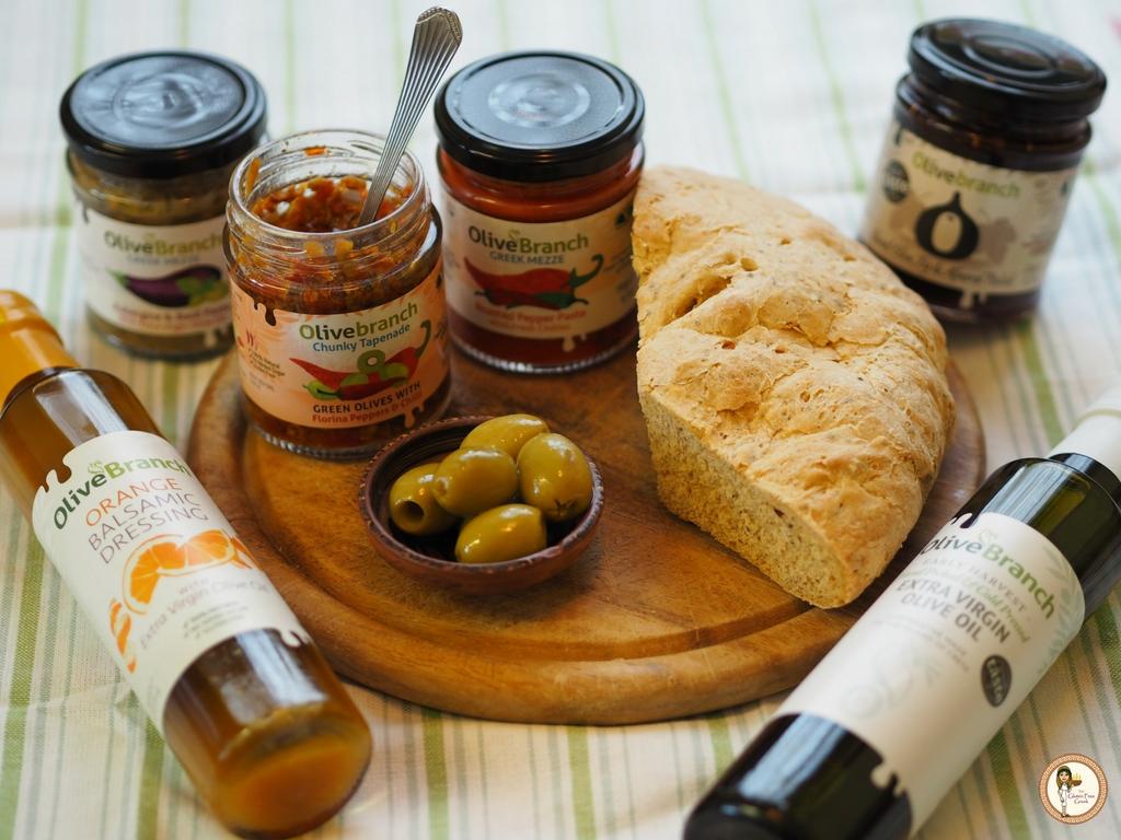 Olive Branch Food