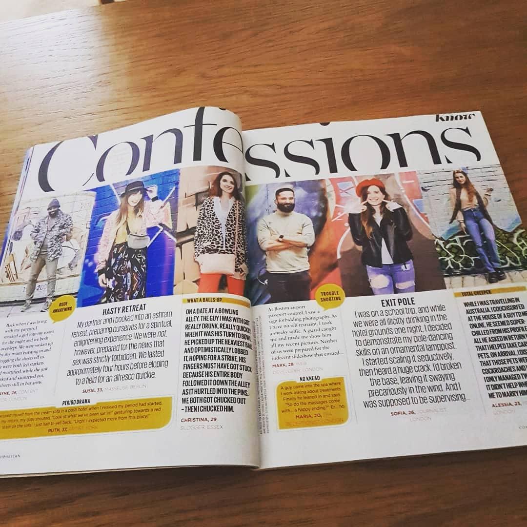 cosmopolitan october issue 2018