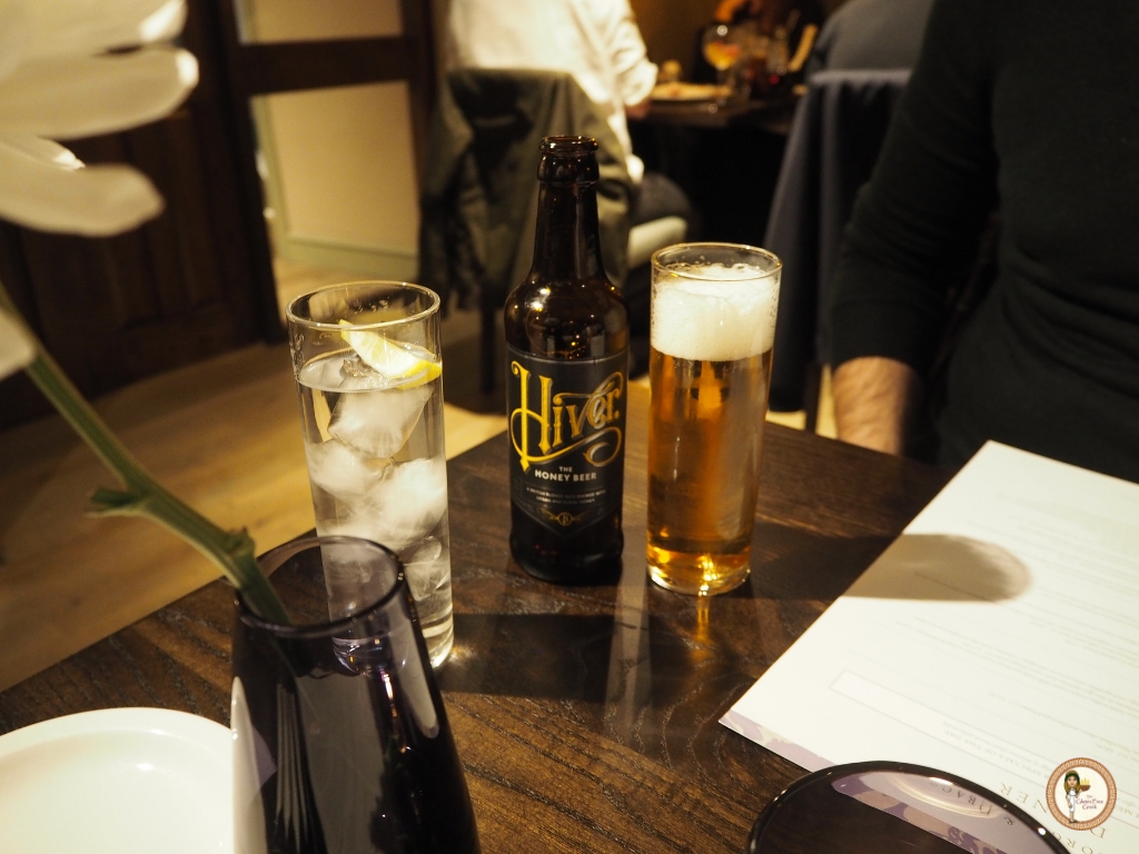 George and dragon hiver beer