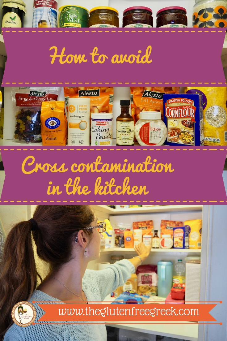 ways to avoid cross contamination in the kitchen