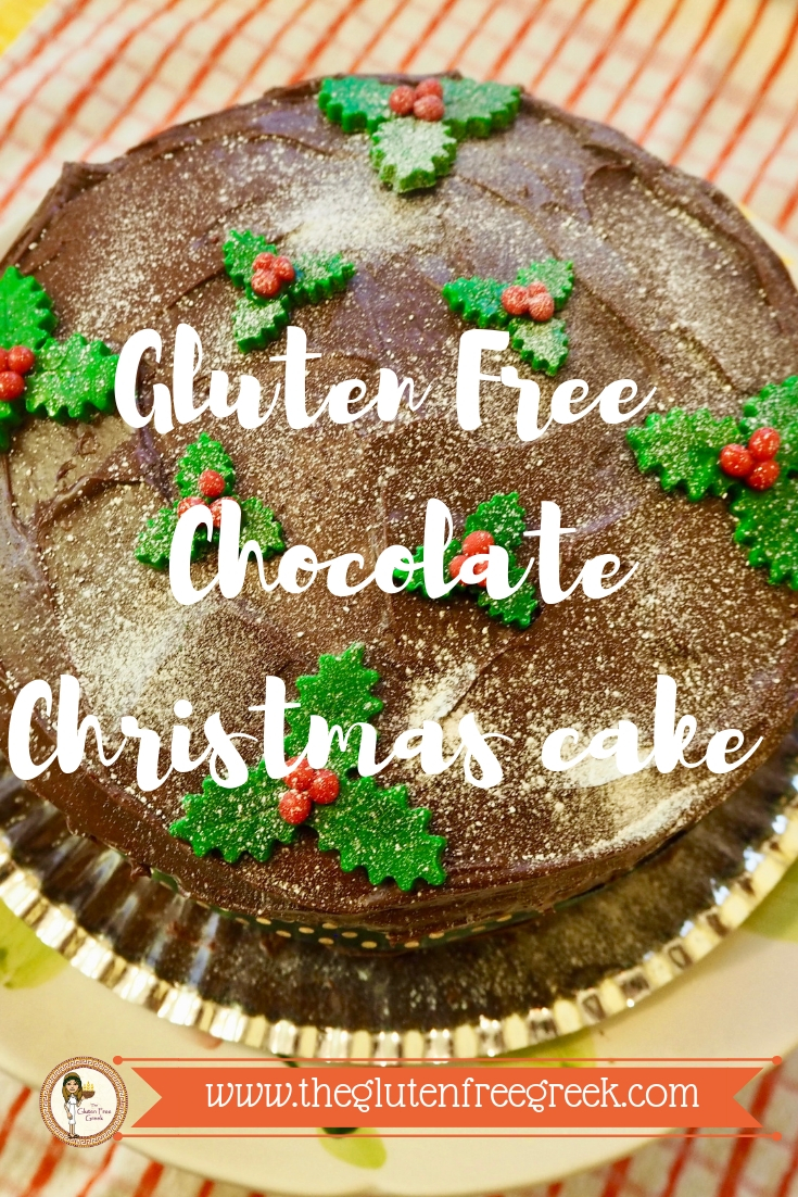 Betty crocker choc xmas cake pinterest