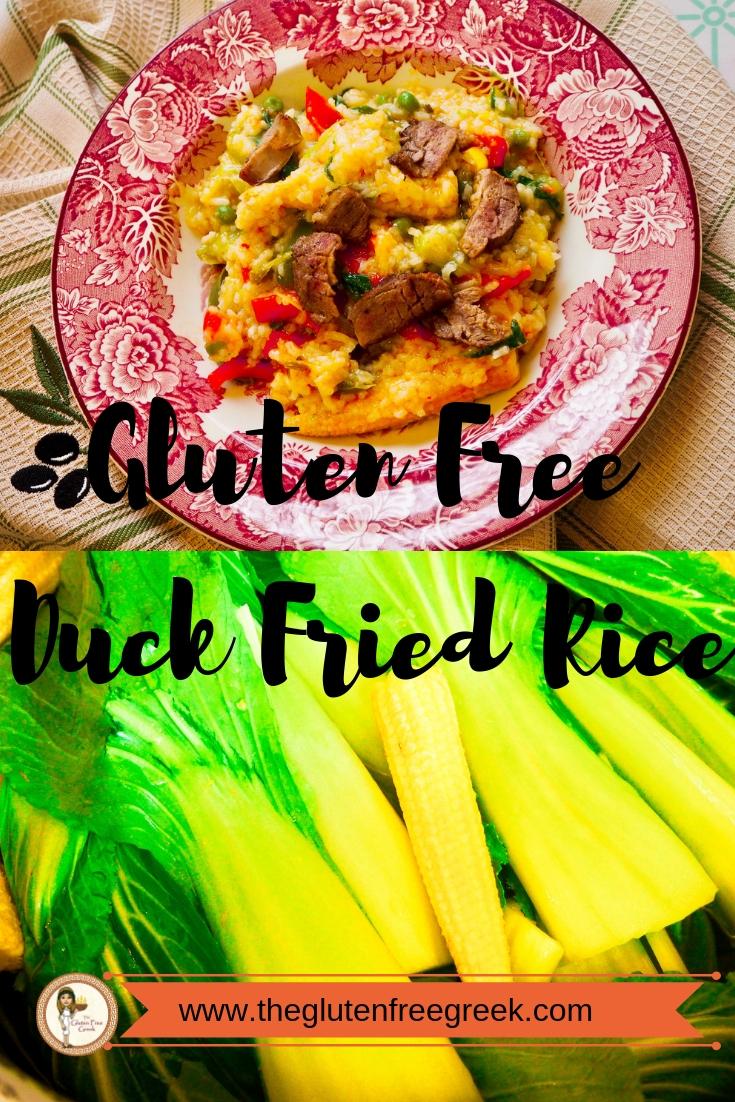 duck fried rice pinterest