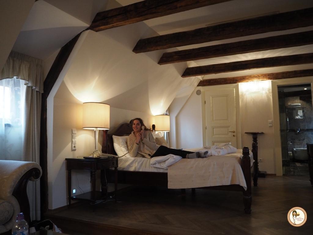 dominican hotel prague