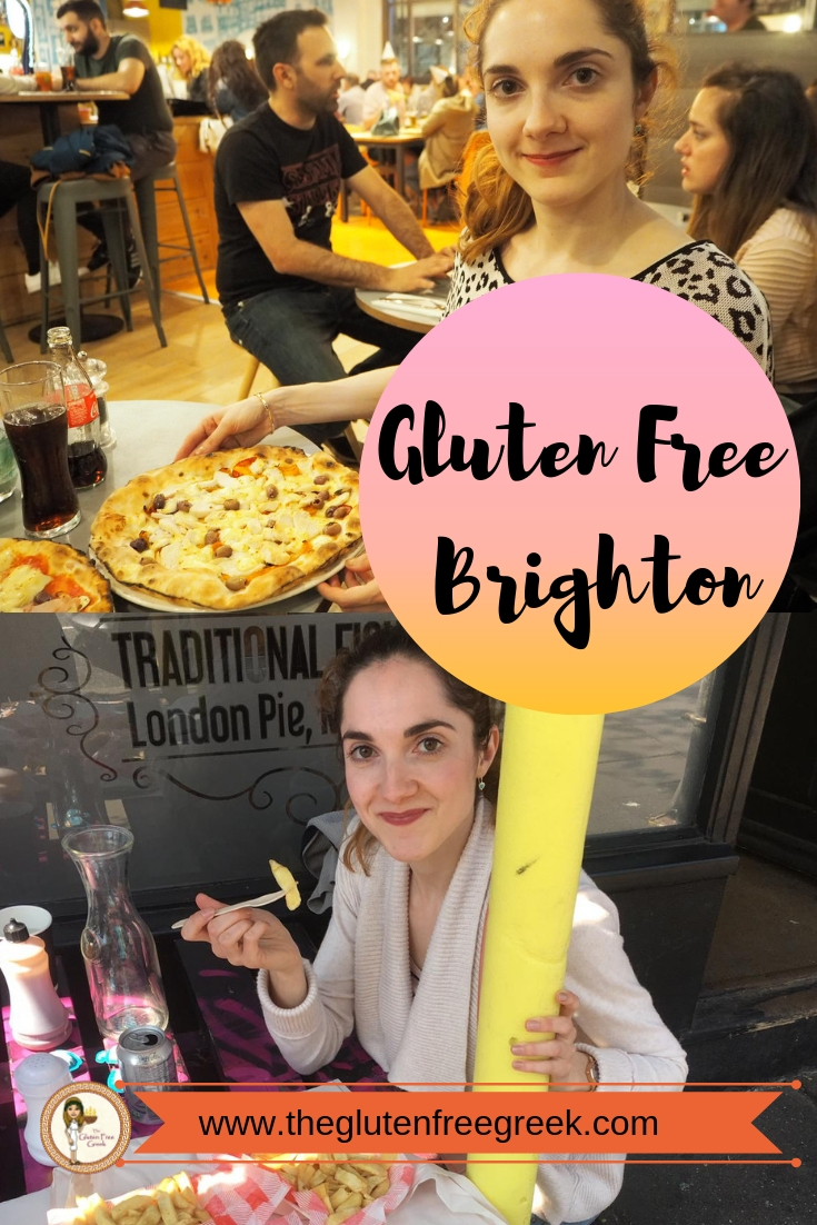 Gluten Free Brighton weekend