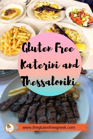 gluten free katerini pinterest