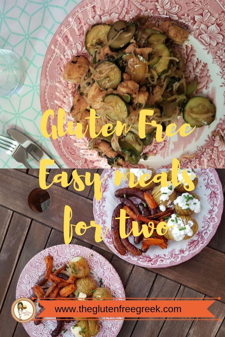 easy meals for 2 pinterest