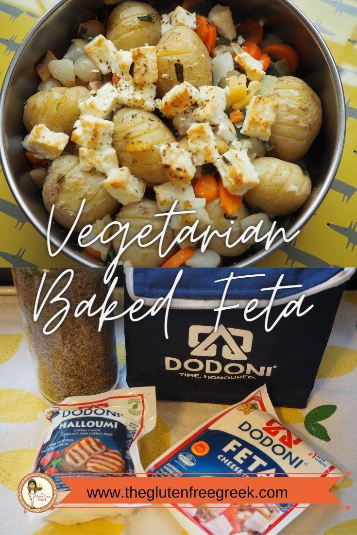 baked feta pinterest