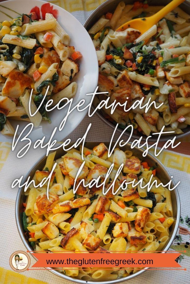 vegetarian baked pasta pinterest