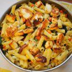 veggie pasta 1