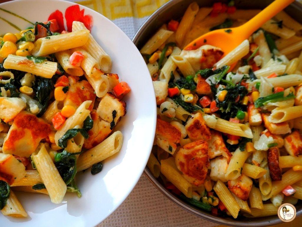 veggie pasta 3