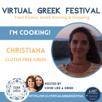 virtual greek festival
